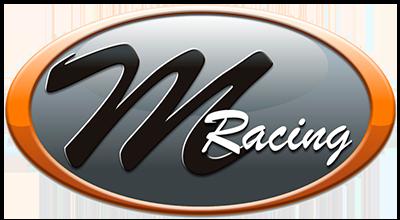 M Racing - logo
